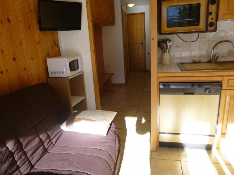 Soggiorno sugli sci Monolocale con alcova per 4 persone (05) - Résidence Arche - Flaine - Appartamento