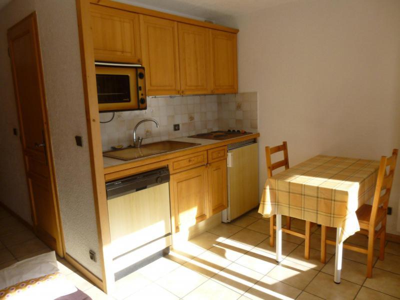 Аренда на лыжном курорте Квартира студия кабина для 4 чел. (05) - Résidence Arche - Flaine - апартаменты
