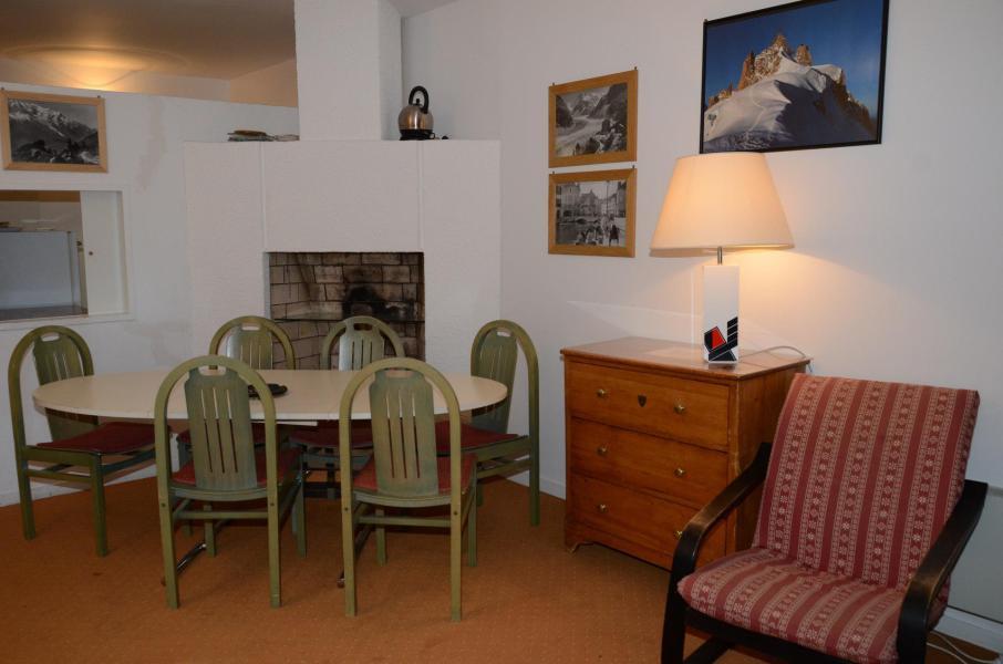 Location au ski Appartement 2 pièces 6 personnes (A2) - Résidence Balance - Flaine - Table