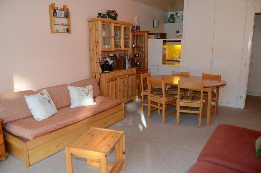 Аренда на лыжном курорте Апартаменты 2 комнат 6 чел. (02) - Résidence Bélier - Flaine