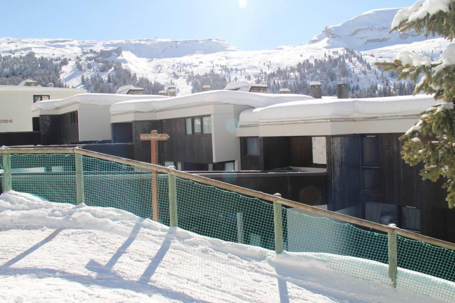 Аренда на лыжном курорте Résidence Bélier - Flaine - зимой под открытым небом