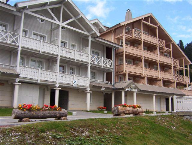 Location au ski Residence Chateaux De Crans - Flaine