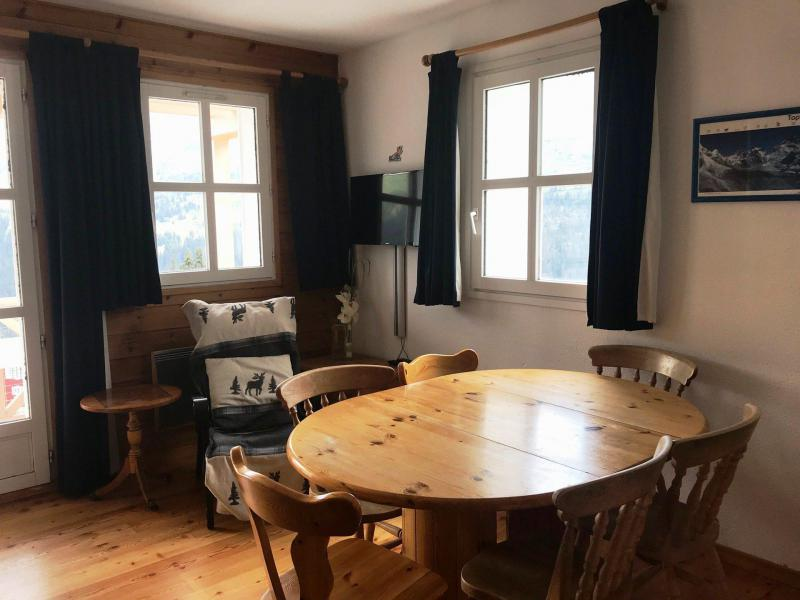 Аренда на лыжном курорте Апартаменты 3 комнат 6 чел. (6C3) - Résidence Châteaux de Crans - Flaine