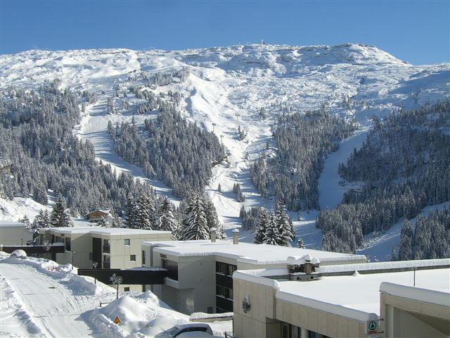 Holiday in mountain resort 3 room apartment 6 people (11) - Résidence la Petite Ourse - Flaine - Winter outside