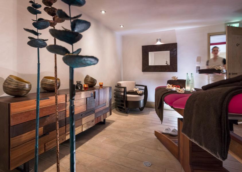 Location au ski Residence Le Centaure - Flaine - Massage