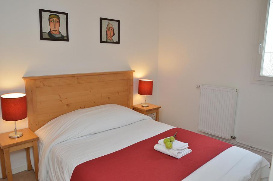 Location au ski Residence Les Pleiades - Flaine - Chambre
