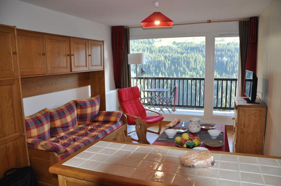 Location au ski Appartement 2 pièces cabine 6 personnes (54) - Residence Les Pleiades Fi - Flaine - Appartement