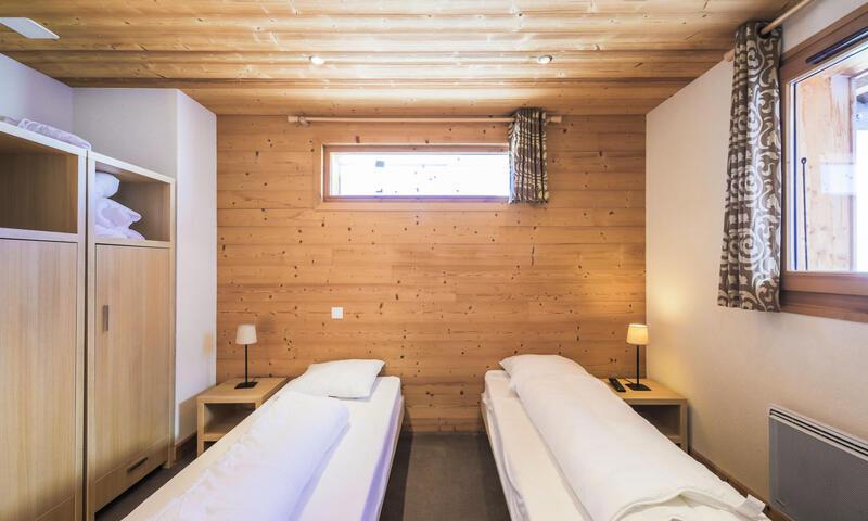 Vacances en montagne Appartement 4 pièces 8 personnes (Prestige 66m²-2) - Résidence les Portes du Grand Massif - Maeva Home - Flaine - Extérieur hiver