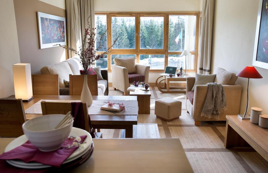 Alquiler al esquí Apartamento 2 piezas para 4 personas (clásico) - Résidence P&V Premium les Terrasses d'Eos - Flaine