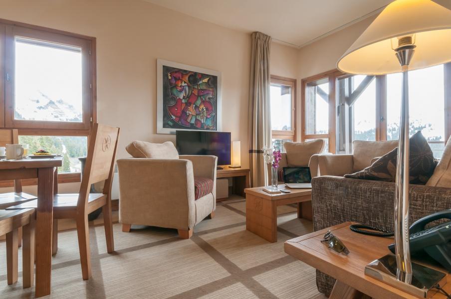 Wynajem na narty Résidence P&V Premium les Terrasses d'Eos - Flaine - Fotelem