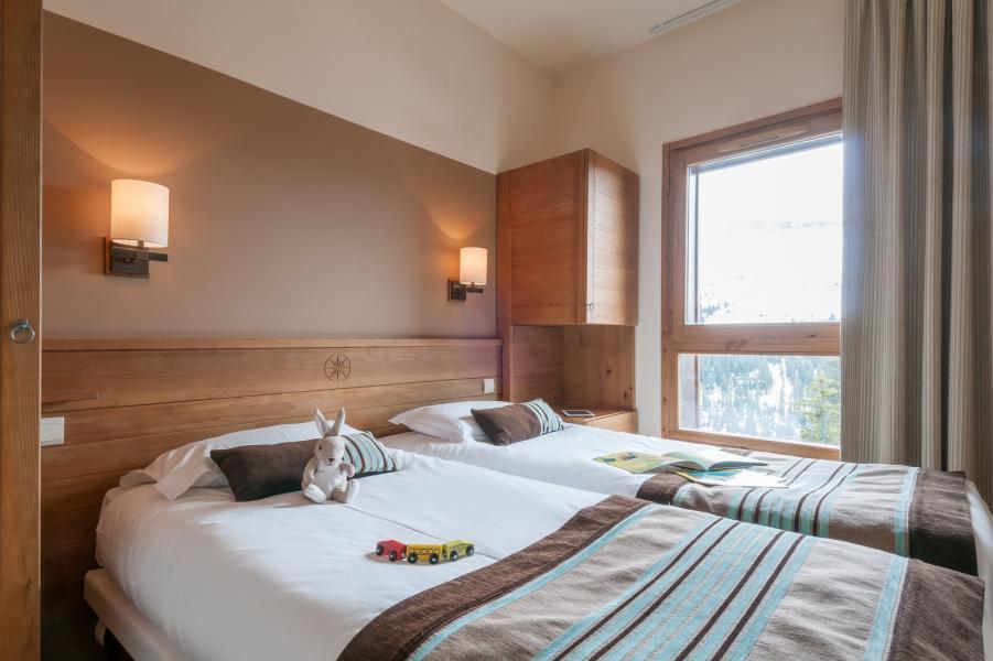 Alquiler al esquí Résidence P&V Premium les Terrasses d'Eos - Flaine - Habitación
