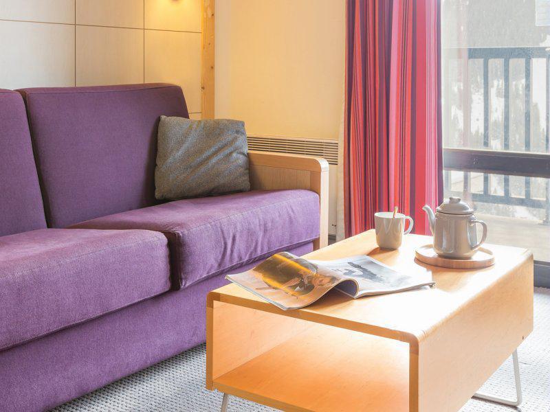 Location au ski Appartement 2 pièces 3-5 personnes - Résidence Pierre & Vacances la Forêt - Flaine