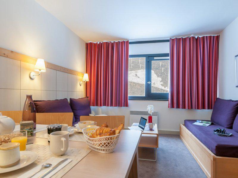 Location au ski Appartement 3 pièces 5-7 personnes - Résidence Pierre & Vacances la Forêt - Flaine