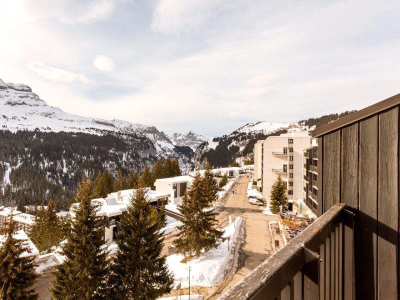 Location au ski Résidence Pierre & Vacances la Forêt - Flaine
