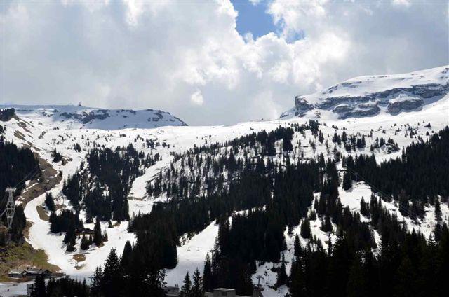 Location au ski Studio 4 personnes (84) - Residence Vega - Flaine