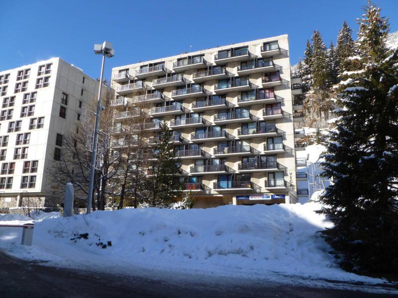 Soggiorno sugli sci Résidence Véga - Flaine - Esteriore inverno