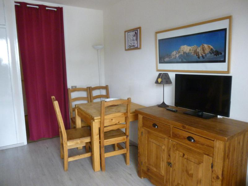 Аренда на лыжном курорте Квартира студия для 4 чел. (84) - Résidence Véga - Flaine - апартаменты