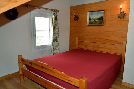 Location au ski Appartement duplex 3 pièces cabine 8 personnes (C1) - Chalet De L'arbaron - Flaine - Chambre mansardée