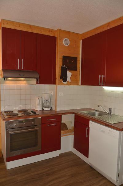 Location au ski Appartement duplex 3 pièces cabine 8 personnes (C1) - Chalet De L'arbaron - Flaine - Cuisine