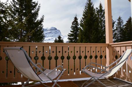 Location au ski Appartement duplex 3 pièces cabine 8 personnes (C1) - Chalet De L'arbaron - Flaine - Extérieur hiver