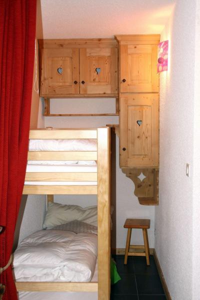 Location au ski Studio coin montagne 4 personnes (C1) - Chalet De L'arbaron - Flaine - Lits superposés
