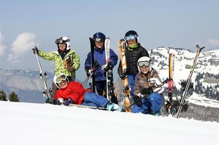 Location au ski Hotel Club Mmv Le Flaine - Flaine - Extérieur hiver