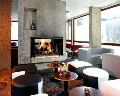 Location au ski Hotel Club Mmv Le Flaine - Flaine - Réception