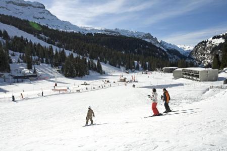 Vacances en montagne Hôtel Club MMV le Flaine - Flaine - Extérieur hiver