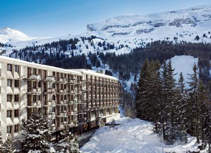 Location studio au ski Hotel Club Mmv Le Flaine