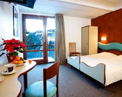 Location 2 personnes Chambre 2 personnes - Hotel Club Mmv Le Flaine