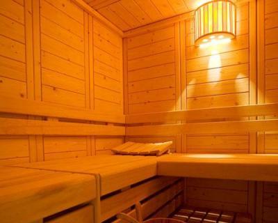 Location au ski Hotel Club Mmv Le Flaine - Flaine - Sauna