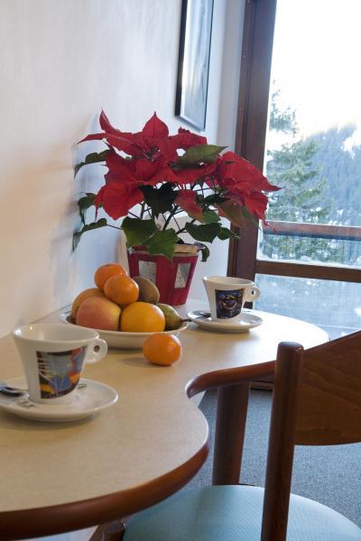 Location au ski Hôtel Club MMV le Flaine - Flaine - Table