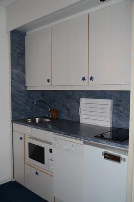 Location au ski Studio 4 personnes (507) - La Residence Andromede - Flaine