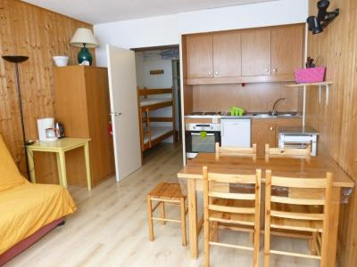 Location au ski Studio 4 personnes (214) - La Residence Andromede - Flaine - Coin repas
