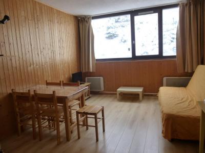 Location au ski Studio 4 personnes (214) - La Residence Andromede - Flaine - Séjour