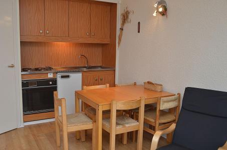Location au ski Studio 4 personnes (702) - La Residence Andromede - Flaine - Cuisine ouverte