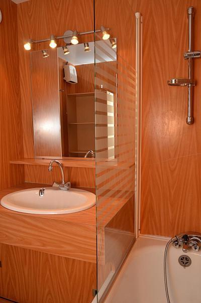 Location au ski Studio 4 personnes (702) - La Residence Andromede - Flaine - Salle de bains