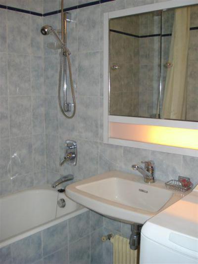Location au ski Appartement 2 pièces 6 personnes (5) - La Residence Betelgeuse - Flaine - Salle de bains