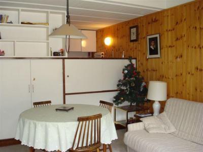 Location au ski Appartement 2 pièces 6 personnes (5) - La Residence Betelgeuse - Flaine - Séjour