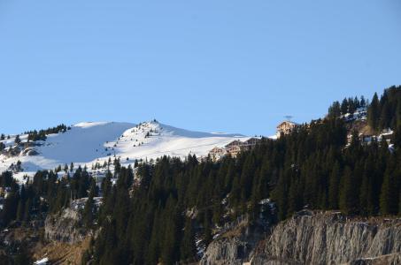 Location au ski Appartement 2 pièces 6 personnes (2) - La Residence Betelgeuse - Flaine - Extérieur hiver