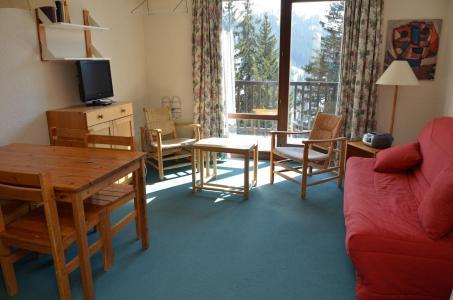 Location au ski Studio 4 personnes (432) - La Residence Castor - Flaine - Piscine privée