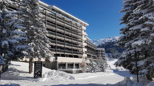 Rent in ski resort La Résidence les Terrasses de Véret - Flaine