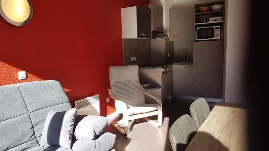 Rent in ski resort 3 room duplex apartment 6 people (115) - La Résidence les Terrasses de Véret - Flaine
