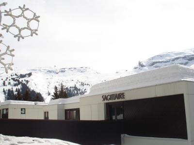 Location au ski La Résidence Sagittaire - Flaine - Extérieur hiver