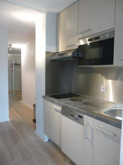 Soggiorno sugli sci Appartamento 2 stanze con cabina per 4 persone (001) - La Résidence Sagittaire - Flaine - Cucinino