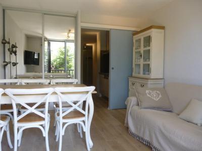 Soggiorno sugli sci Appartamento 2 stanze con cabina per 4 persone (001) - La Résidence Sagittaire - Flaine - Soggiorno