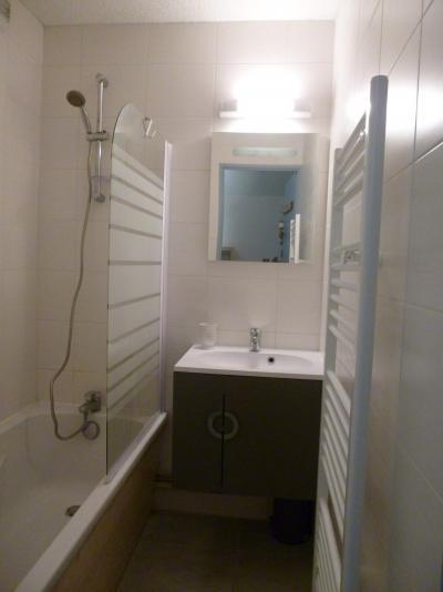 Soggiorno sugli sci Appartamento 2 stanze con cabina per 4 persone (001) - La Résidence Sagittaire - Flaine - Vasca da bagno