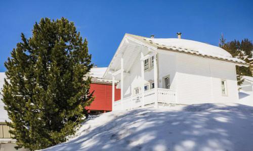 Wakacje w górach Domek górski 3 pokojowy 7 osób (Confort 70m²) - Les Chalets de Flaine Hameau - Maeva Home - Flaine - Zima na zewnątrz