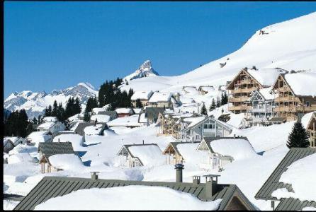 Location au ski Les Chalets Du Hameau - Flaine