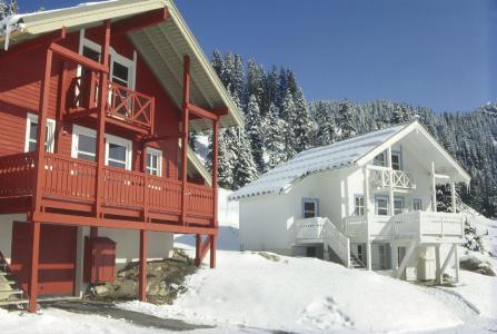 Location Flaine : Les Chalets du Hameau hiver